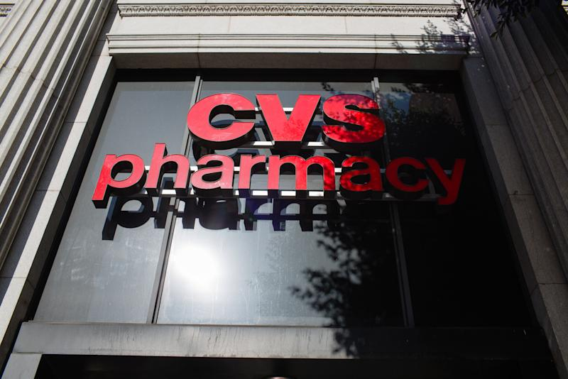 CVS sees revenue jump 35% in Q1, credits Aetna integration, healthcare sales