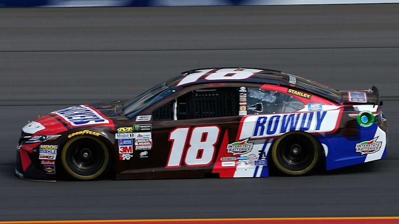 NASCAR starting lineup at Kentucky: Kyle Busch on pole for Quaker State 400