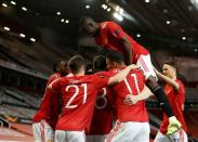 FILE PHOTO: Europa League - Round of 16 First Leg - Manchester United v AC Milan