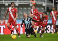 Premier League - Newcastle United v Southampton