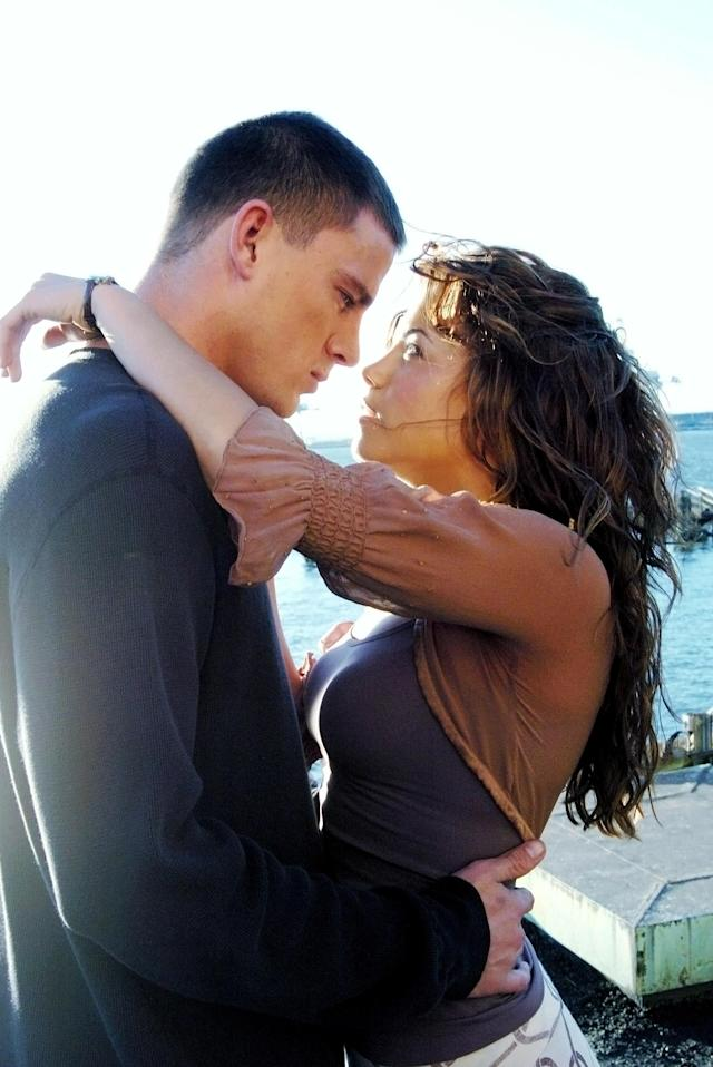 "Channing and Jenna in ""Step Up."" (Photo: Everett Collection)"