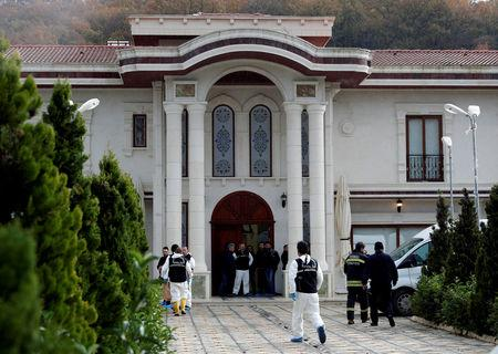 Turkey urges Saudi Arabia to name suspects on trial for Khashoggi's murder