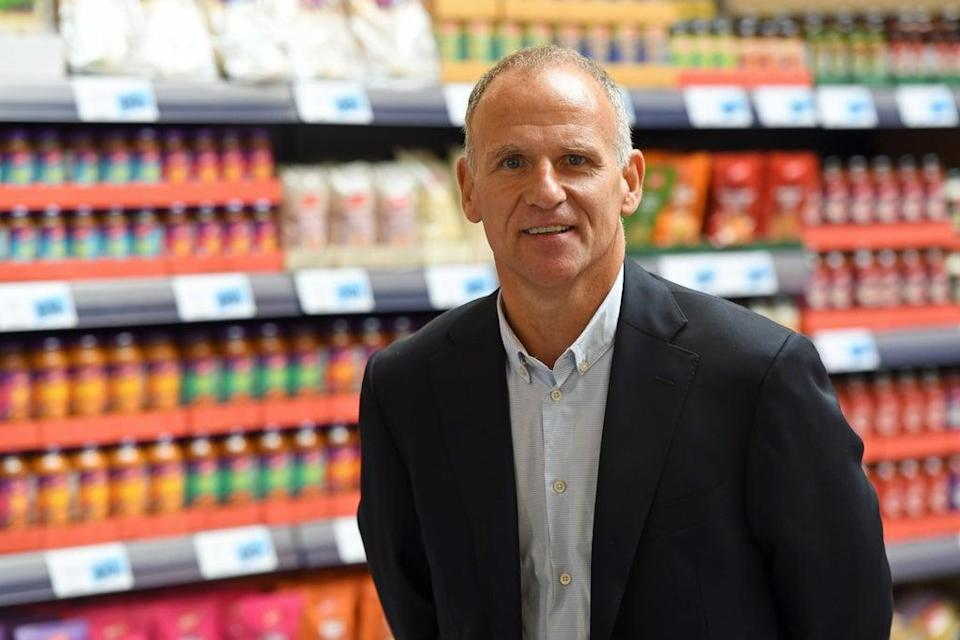 File photo dated 19/9/2018 of former Tesco boss Sir Dave Lewis. (Joe Giddens/PA) (PA Wire)