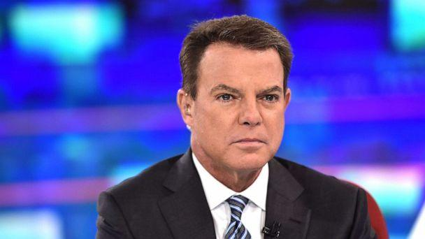 PHOTO: In this Sept. 17, 2019, file photo, Shepard Smith is shown on the set of 'Shepard Smith Reporting' at Fox News Channel Studios in New York. (Steven Ferdman/Getty Images, FILE)