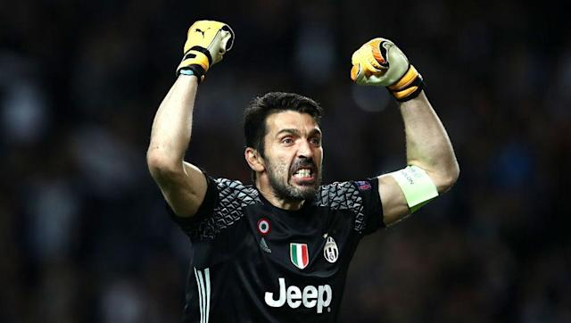 On Wednesday night, Juventus took a huge step closer to the Champions League final with a solid 2-0 away win at Monaco's Stade Louis II. Monaco were quietly confident going into the first-leg at home hoping to play their high-scoring, free flowing style of football; however it wasn't to be. Monaco didn't lay down and gave everything they had to breach the Old Lady's defence, but Buffon stood strong and, as reported by Give Me Sport, one save in particular during the game had Twitter swooning...