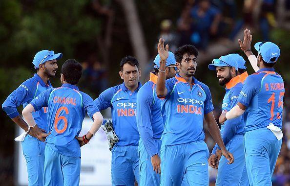 India cruised to an easy nine wicket win after a good display from their bowlers.