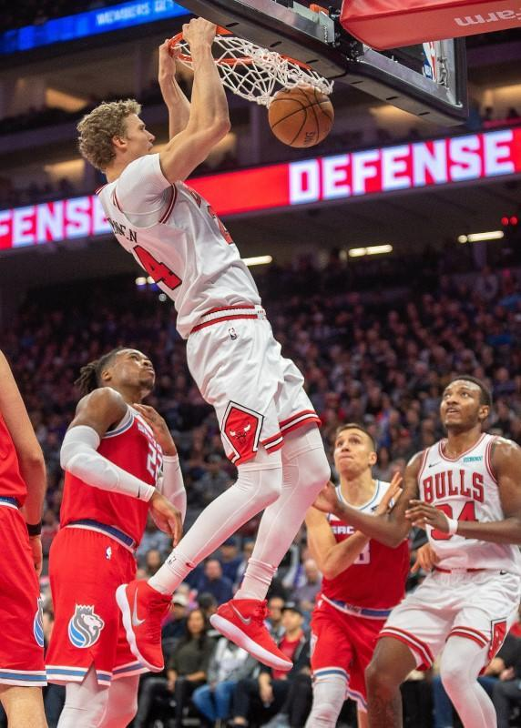 NBA: Chicago Bulls at Sacramento Kings