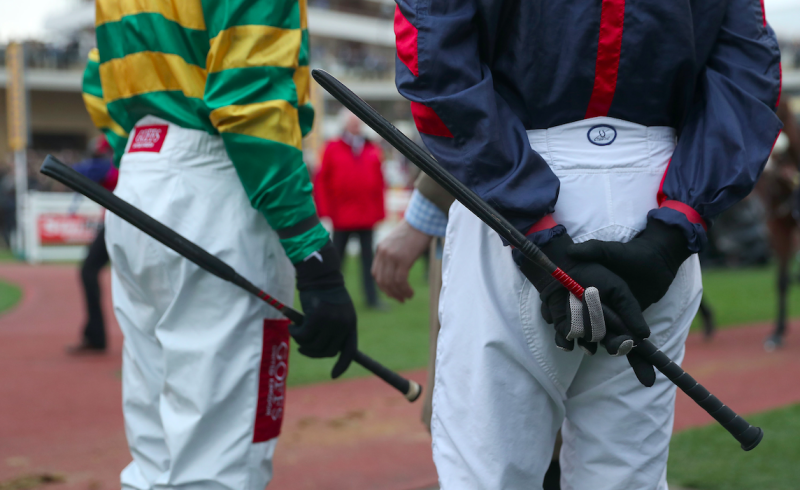 Labour would also look to review the use of whips in horse racing (PA)