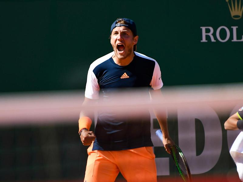 23-year-old Pouille is hoping to reach the final (Getty)