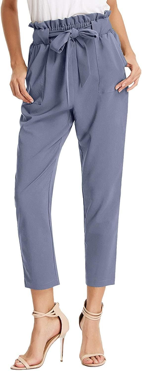 <p>You can never go wrong with the <span>Grace Karin Cropped Paper Bag Pants</span> ($16-$45).</p>