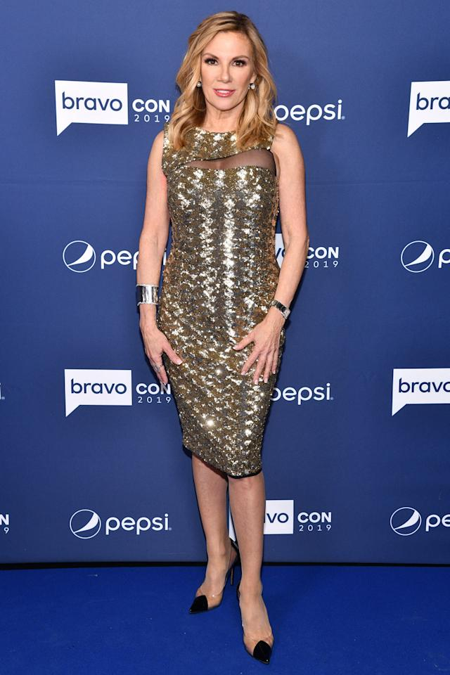 "<p>The <em>Real Housewives of New York City </em>star was diagnosed with Lyme disease in March 2020. The diagnosis came after Singer started feeling sick around Valentine's Day, according to <a href=""https://www.eonline.com/news/1128378/real-housewives-ramona-singer-feels-very-lucky-and-very-blessed-after-lyme-disease-diagnosis""><em>E! News</em></a>.</p><p>The reality star believes that she contracted the tick-borne illness while in the Hamptons. She was diagnosed early and <a href=""https://www.eonline.com/news/1128378/real-housewives-ramona-singer-feels-very-lucky-and-very-blessed-after-lyme-disease-diagnosis"">told <em>E!</em></a> that she is ""very lucky and very blessed.""</p>"