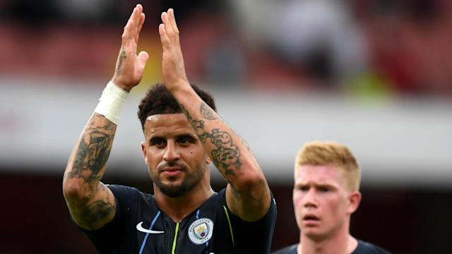 Kyle Walker said Manchester City are determined to enjoy prolonged dominance in England.