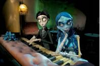 """<p>This stop-motion animated movie — another Tim Burton flick — is about a groom who accidentally marries a corpse and has to travel to the Land of the Dead to set things right.<br></p><p><a class=""""link rapid-noclick-resp"""" href=""""https://www.amazon.com/Burtons-Corpse-Bride-Johnny-Depp/dp/B000HF4VYY?tag=syn-yahoo-20&ascsubtag=%5Bartid%7C10055.g.28038087%5Bsrc%7Cyahoo-us"""" rel=""""nofollow noopener"""" target=""""_blank"""" data-ylk=""""slk:WATCH ON AMAZON"""">WATCH ON AMAZON</a> <a class=""""link rapid-noclick-resp"""" href=""""https://go.redirectingat.com?id=74968X1596630&url=https%3A%2F%2Fitunes.apple.com%2Fus%2Fmovie%2Ftim-burtons-corpse-bride%2Fid284480125&sref=https%3A%2F%2Fwww.goodhousekeeping.com%2Flife%2Fentertainment%2Fg28038087%2Fbest-scary-movies-for-kids%2F"""" rel=""""nofollow noopener"""" target=""""_blank"""" data-ylk=""""slk:WATCH ON ITUNES"""">WATCH ON ITUNES</a></p>"""