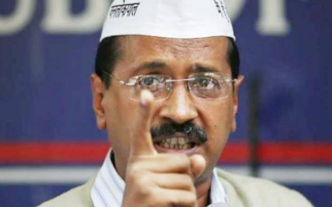 Is this planted? Arvind Kejriwal responds to Election Commission's hack EVM challenge