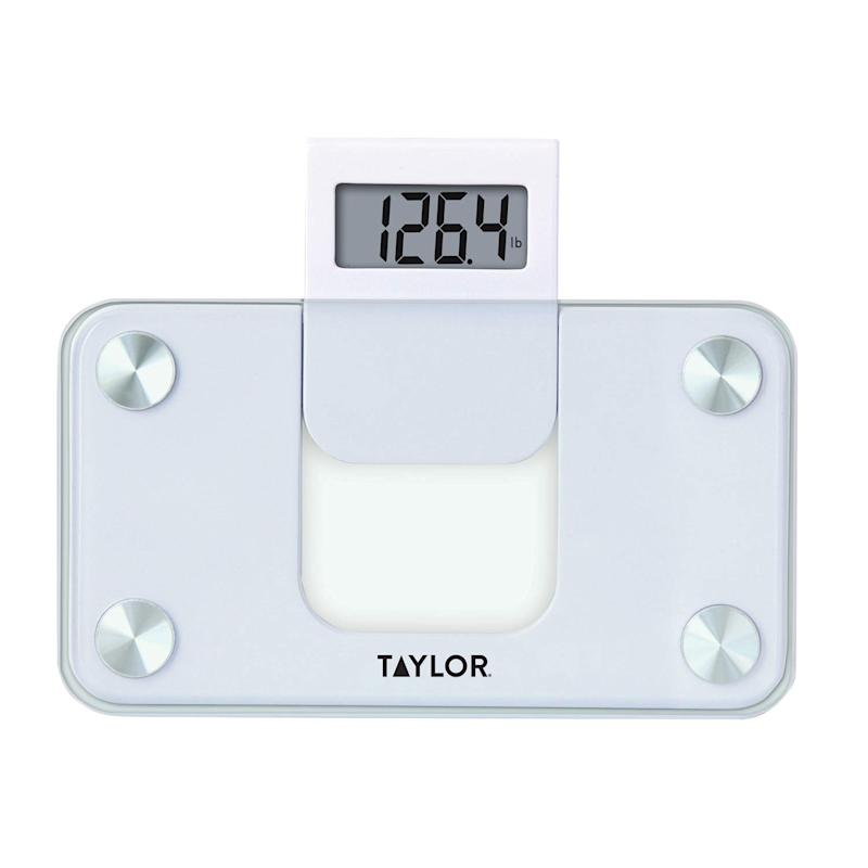 Taylor Digital 350LB Capacity Mini Scale/Expandable Read Out. (Photo: Amazon)