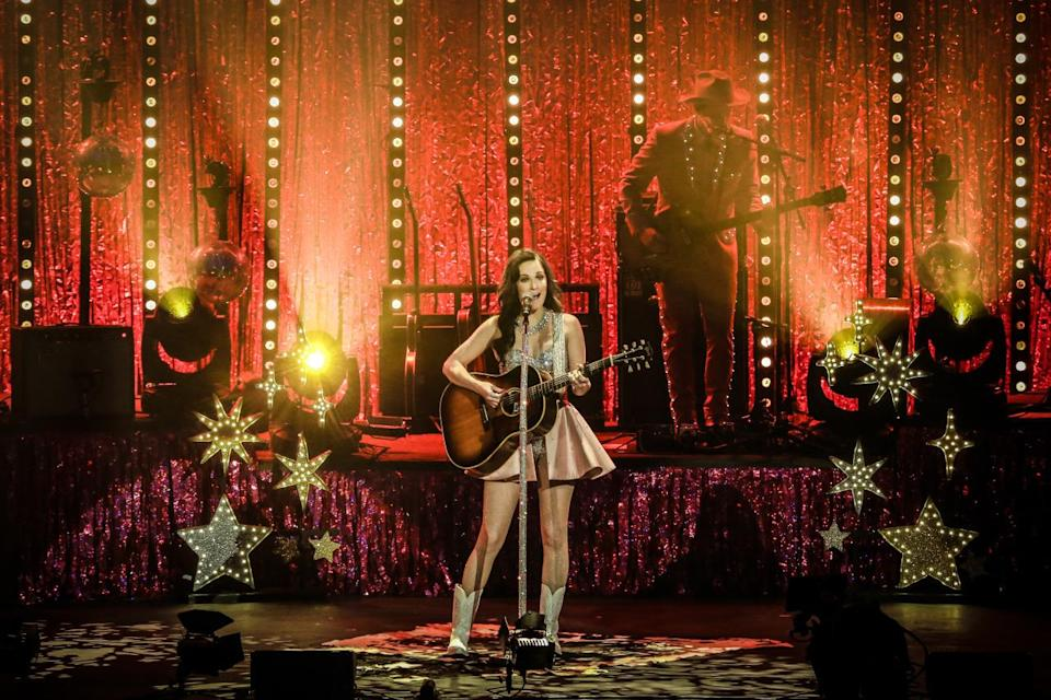 Kacey Musgraves may become the first female solo artist to win twice in the category of Best Country Album. She won two years ago for Same Trailer Different Park and is nominated this year for Pageant Material. Odds of this happening: Poor. Chris Stapleton is the heavy favorite to win.