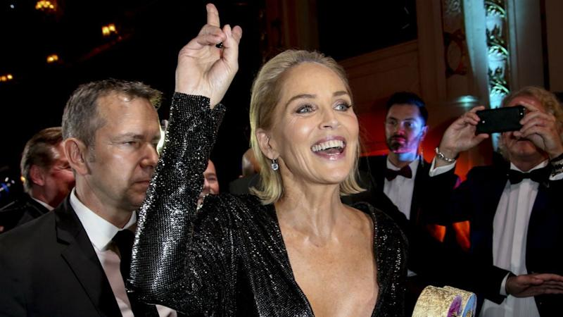 Sharon Stone Asks Bumble to Unblock Her Account: 'Don't Shut Me Out of the Hive'