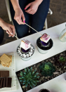 "<p>Traditional s'mores are delicious—there's no argument there. But, if you want to get fancy for your 50th, consider these red wine s'mores instead. They'd make the perfect sweet counterpart to your charcuterie board. </p><p><strong>Get the recipe from <a href=""https://abeautifulmess.com/red-wine-marshmallows-for-smores/"" rel=""nofollow noopener"" target=""_blank"" data-ylk=""slk:A Beautiful Mess"" class=""link rapid-noclick-resp"">A Beautiful Mess</a>. </strong></p><p><strong><a class=""link rapid-noclick-resp"" href=""https://go.redirectingat.com?id=74968X1596630&url=https%3A%2F%2Fwww.walmart.com%2Fip%2FMarshmallow-Roasting-Sticks-Telescoping-12-2-32-28-Smore-Sticks-Skewers-Set-8-Wooden-Handle-BBQ-Hot-Dog-Fork-Patio-Fire-Pit-Camping-Cookware%2F945871250&sref=https%3A%2F%2Fwww.thepioneerwoman.com%2Fhome-lifestyle%2Fentertaining%2Fg34192298%2F50th-birthday-party-ideas%2F"" rel=""nofollow noopener"" target=""_blank"" data-ylk=""slk:SHOP MARSHMALLOW ROASTING STICKS"">SHOP MARSHMALLOW ROASTING STICKS</a><br></strong></p>"