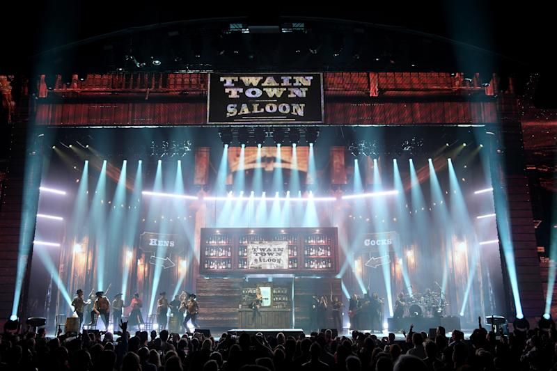"""Global Icon Shania Twain Launches Shania Twain """"Let's Go!"""" The Las Vegas Residency To Sold-out Crowds Opening Week At Zappos Theater At Planet Hollywood Resort & Casino"""