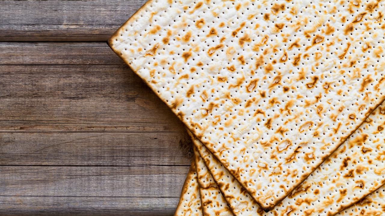 <p>This simple, cheese-stuffed pie recipe adapted from Joyce Goldstein's <em>The New Mediterranean Jewish Table</em> is perfect for Passover.</p>
