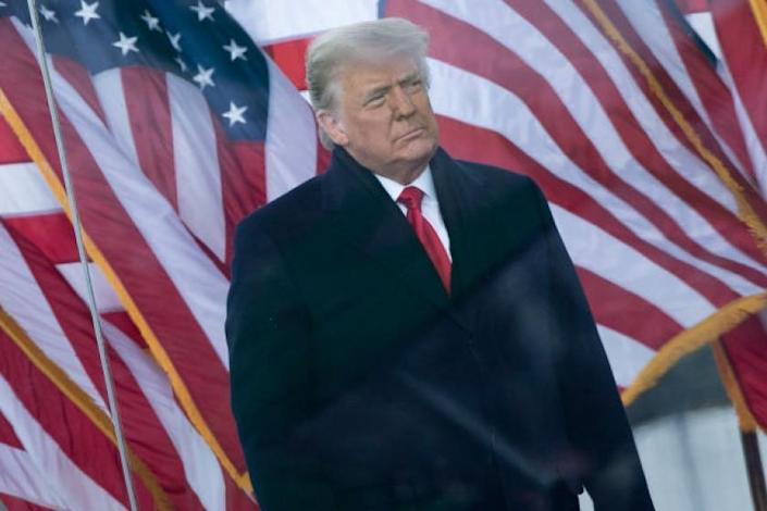 Trump Aides Reportedly Conclude He Is 'Mentally Unreachable'