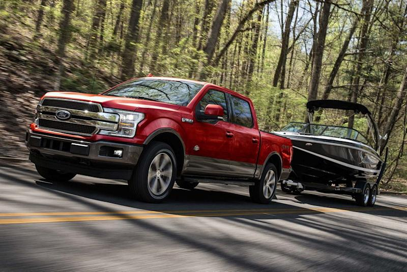 Dominant 2018 Ford F 150 Power Strokesel Scores 30 Mpg Epa Highway Rating