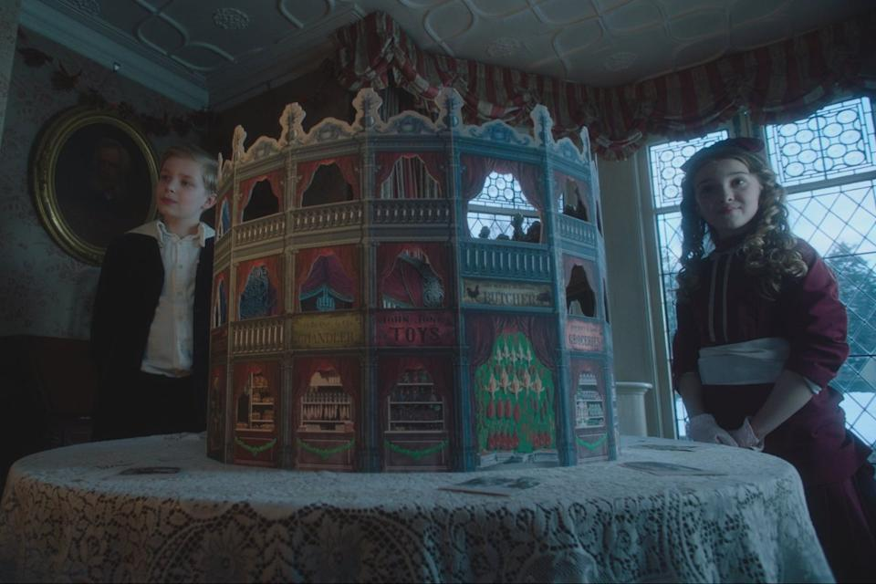 <p>A new spin on Dickens' festive tale</p>Frith Street Films