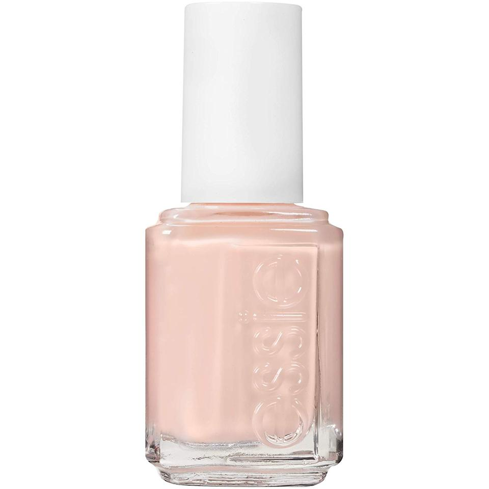 """<h3><a href=""""https://www.ulta.com/nail-polish?productId=xlsImpprod1320170"""" rel=""""nofollow noopener"""" target=""""_blank"""" data-ylk=""""slk:Essie Nail Polish in Mademoiselle"""" class=""""link rapid-noclick-resp"""">Essie Nail Polish in Mademoiselle</a> </h3><br><br>Perfectionist Virgo would sooner hide away in their apartment that be spotted with a chipped manicure. Okay, we're exaggerating, but a chic nail polish like Essie's fan-favorite Mademoiselle, a milky pale pink is sure to delight any beauty-obsessed Virgo.<br><br><strong>Essie</strong> Nail Polish, $, available at <a href=""""https://go.skimresources.com/?id=30283X879131&url=https%3A%2F%2Fwww.ulta.com%2Fnail-polish%3FproductId%3DxlsImpprod1320170"""" rel=""""nofollow noopener"""" target=""""_blank"""" data-ylk=""""slk:Ulta Beauty"""" class=""""link rapid-noclick-resp"""">Ulta Beauty</a>"""