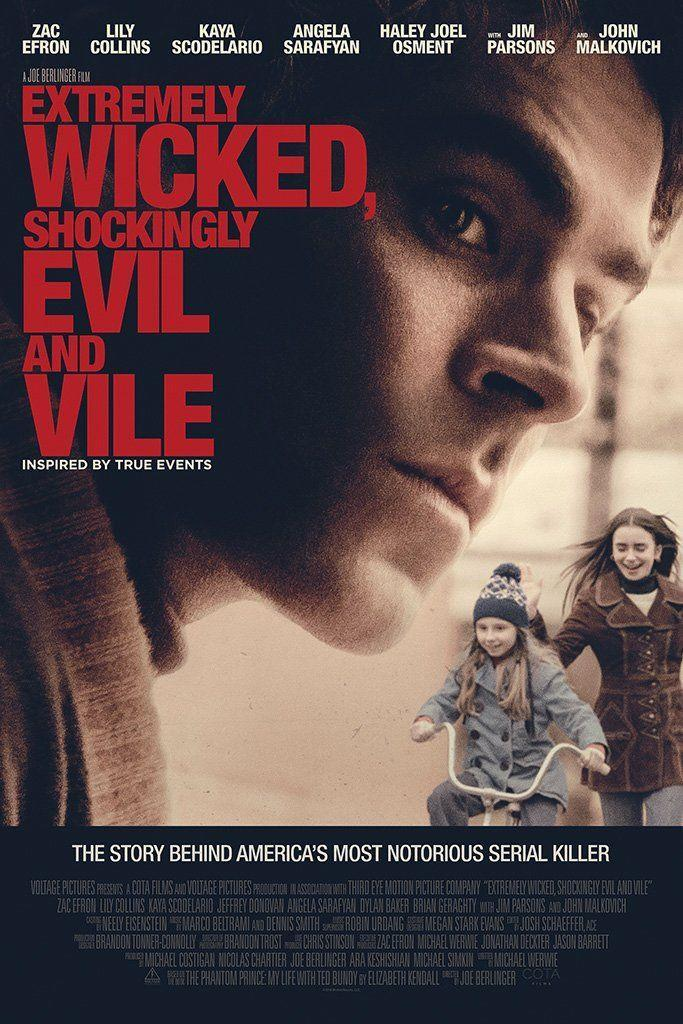 <p>Zac Efron is somehow still hot as famous serial killer Ted Bundy. The film recreates actual video recordings from Ted Bundy's well-publicized trial. </p><p><strong>Stream it exclusively on Netflix.</strong></p>