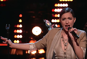 the voice recap knockout rounds lilli passero