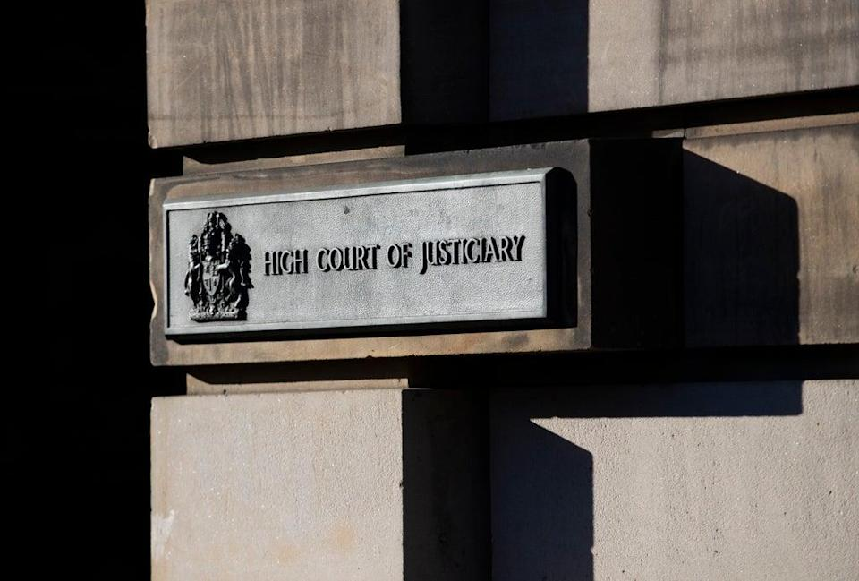 The trial is taking place at the High Court in Edinburgh (Jane Barlow/PA) (PA Archive)