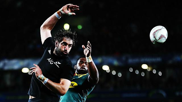 Sam Whitelock, Sam Cane, Liam Squire, Ryan Crotty and Nehe Milner-Skudder come back into the New Zealand side to face South Africa.