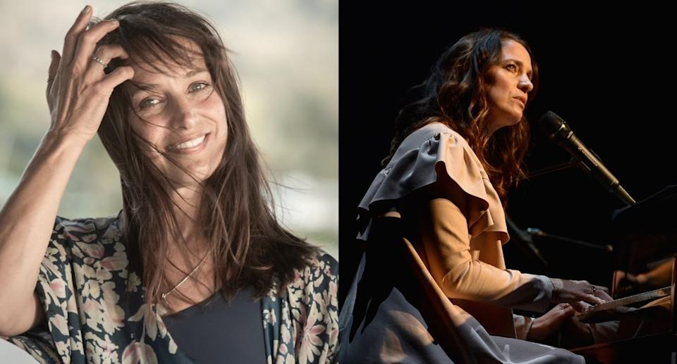 Chantal Kreviazuk talks life, parenting and self care during COVID-19 (Images via Mike Coots/GettyImages)