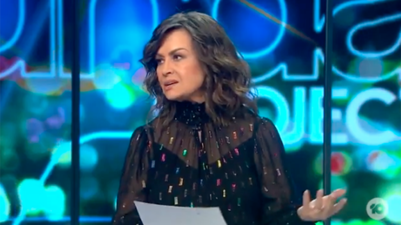Lisa Wilkinson criticises Bunnings anti-mask protestor on The Project