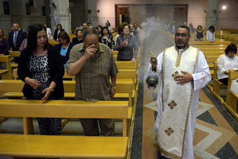 The overwhelming majority of Egypt's Christians are Coptic Orthodox