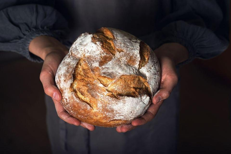 """<p>Let's set the record straight: """"Unless you have a diagnosed gluten allergy or Celiac's Disease, there's little research indicating you need to cut whole food gluten sources from your life,"""" Fawkes says. """"Things like sprouted whole grains, wheatberries, farro, barley and many others can and should be part of a healthy diet. Plus, gluten-free versions of grain-based products tend to contain tons of additives and even sugar to make them taste comparable, which you don't need."""" </p>"""