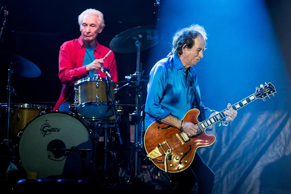 The Rolling Stones In Concert - Miami, FL - Credit: Getty Images