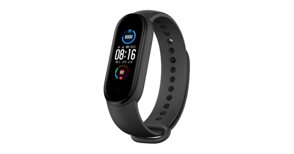 Xiaomi Mi Band 5 - Foto: Amazon.com.mx