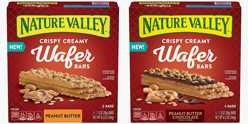 Nature Valley's New Wafer Bars Are a Peanut Butter Lover's