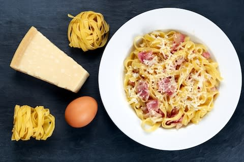Italians may well pack their own parmesan - Credit: grinchh - Fotolia