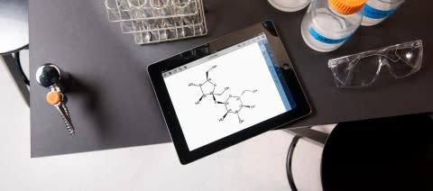 PerkinElmer Launches New Chemical Structure Drawing & Visualization Apps for iPad(R) (Photo: Busines ...