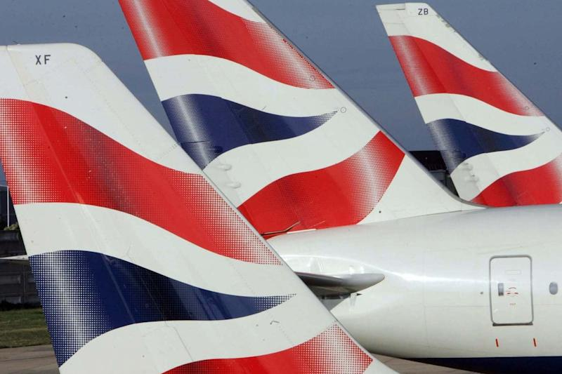 Holidaymakers' plans have been thrown into chaos after BA pilots confirmed they will strike across three days in September (PA)