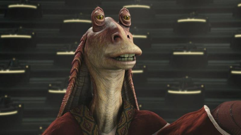 Jar Jar Binks (Credit: Lucasfilm/Fox)