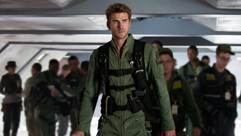 Liam Hemsworth in 'Independence Day: Resurgence'. (Credit: Fox)