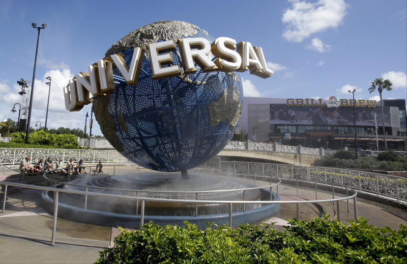 Universal Orlando Expansion