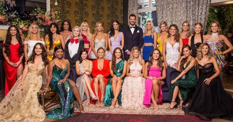 The contestants on The Bachelor Australia