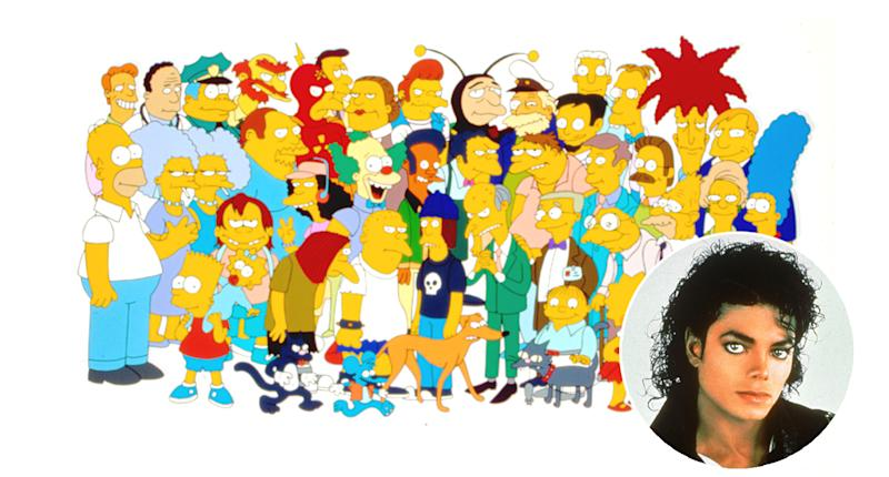 Michael Jackson's episode of 'The Simpsons' pulled from Disney+. (Photo: Everett Collection Getty Images)