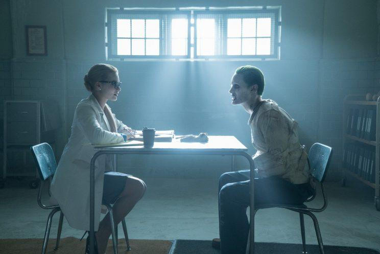 Margot Robbie and Jared Leto may reprise their 'Suicide Squad' roles in 'Harley Quinn vs The Joker' (credit: Warner Bros)
