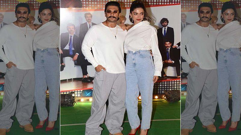 Deepika Padukone Goes All Out Praising Hubby Ranveer Singh ...