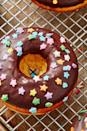 """<p>Nothing says I love you quite like a donut. </p><p>Get the recipe from <a href=""""https://www.delish.com/cooking/recipe-ideas/a28848608/baked-donuts-recipe/"""" rel=""""nofollow noopener"""" target=""""_blank"""" data-ylk=""""slk:Delish"""" class=""""link rapid-noclick-resp"""">Delish</a>. </p>"""